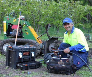 Allingtons, Lawn & Garden Care, Drip Line Irrigation Systems