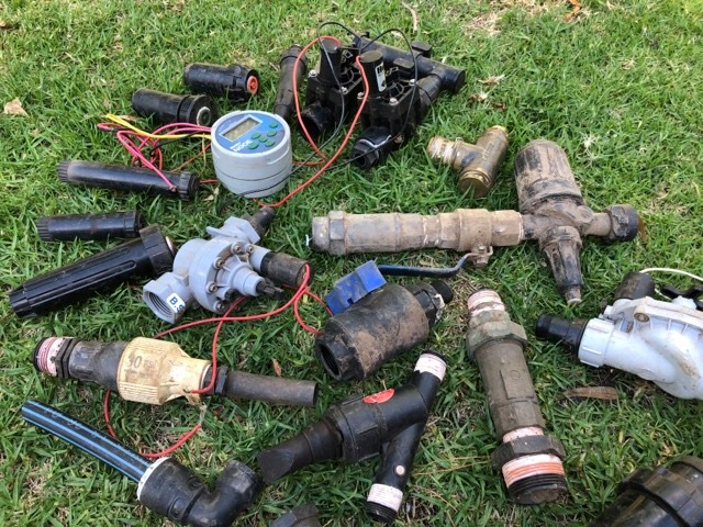 Replace or Update What's My Old Irrigation System Worth?